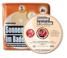 Gabriel Florea & Dirk Schumacher - Sonnengruß im Badeschaum. Yoga-Übungen für die Wanne. Edition Wannenbuch.