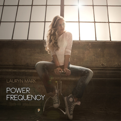 Lauryn Mark - I Wanna Tell You Why, written and composed by Gabriel Florea and Dirk Schumacher, aus dem Album Power Frequency