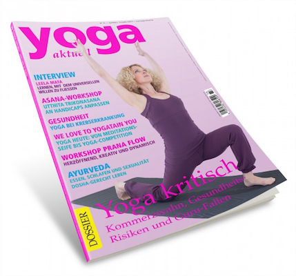 Yoga Aktuell, Sound of Yoga, Yoga, Gabriel Florea, Dirk M. Schumacher